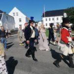 Åpning av 200års Jubileet